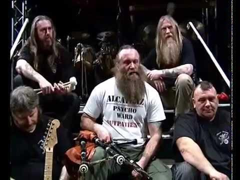 Saor Patrol - Hands across the Border - Promo Interview 2009