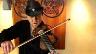 Geoffrey Castle - Electric Violin - Deep Well Sessions - Streets of Inwood