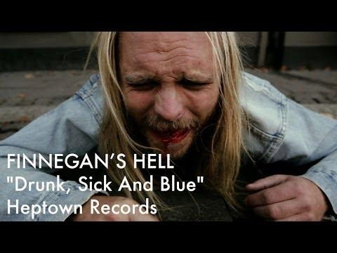 Finnegan's Hell - Drunk, Sick And Blue