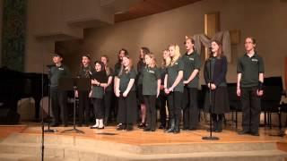North Texas School of Music - Chorus 2 - Spring Recital North Texas School of Irish Music 2014