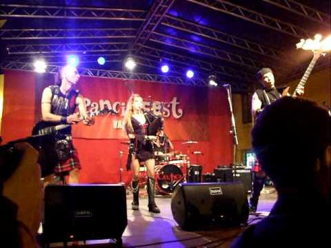 Celtica - Thunderstruck,  Highway to Hell - Špancirfest 2010