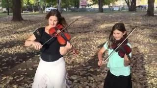 The String Family - Celtic Dueling Fiddles