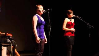 Cassie and Maggie - Live at the Rebecca Cohn