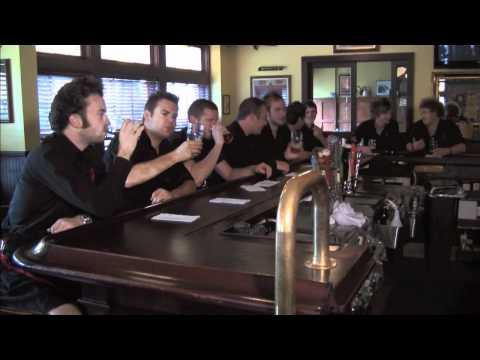 Red Hot Chilli Pipers - Ten Penny Ale Commercial - Feat. The Red Hot Chilli Pipers