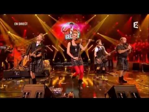 CELKILT sur France2 / Brahms / Hungarian Kilt Dance #5 /  FINALISTE de La grande battle/