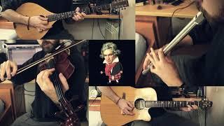 Ian Fontova - Hymn To Joy of Folk #RetoHimnoUE