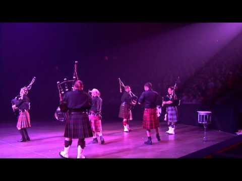 The American Rogues - ROYAL NOVA SCOTIA INTERNATIONAL TATTOO (ITCHY FINGERS)