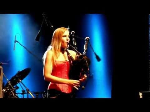 Saskia Konz & PowerPipes all'XI Triskell (Trieste, 17.6.2011)
