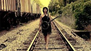 Mean Mary - on fast banjo - Iron Horse
