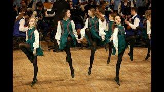 Irish dance - Loktev Ensemble)