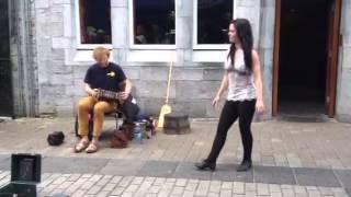 Cormac Begley - Emma O Sullivan Shop St Galway