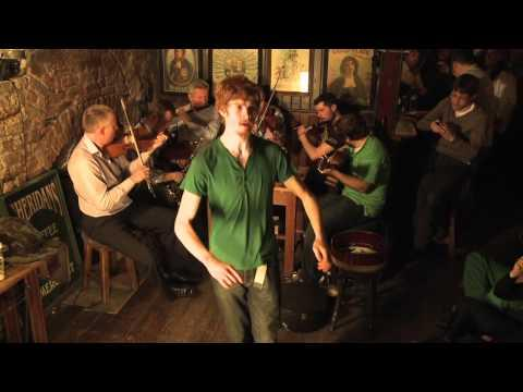 The Ferryman Pub - St. Patrick's Day Session from Dublin Clip 4 - Traditional Irish Music from LiveT