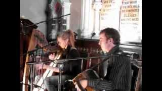 Dermot Byrne & Floriane Blancke at the Steeple Sessions