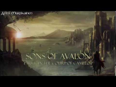 Antti Martikainen - Epic medieval celtic music - Sons of Avalon