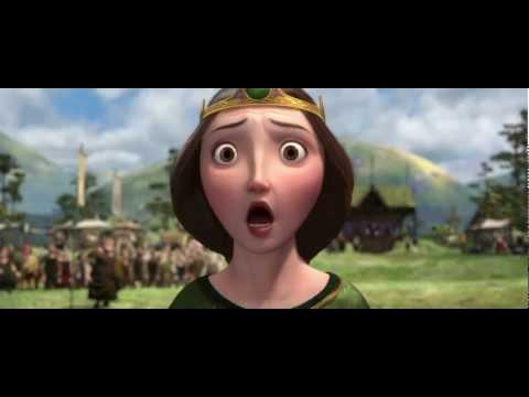 Disney Pixar - Brave - Sneak Peek Clip | Official HD