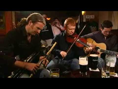 Lunasa - Tommie Cunniffe's