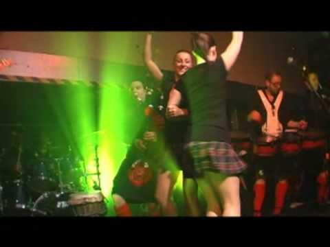 Red Hot Chilli Pipers - We Will Rock You
