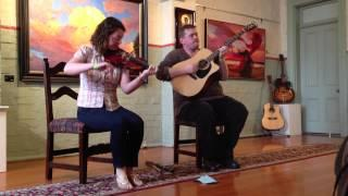 "Louise Phelan & Benno Stephenson - ""A & E"" Set - Turning wave Festival"