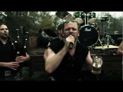Celtic Folk Rock Flannery - The Epic Beersong (Official Music Video HD)