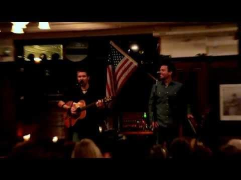 Neil Byrne and Ryan Kelly - Acoustic by Candlelight