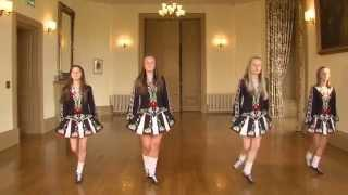 Irish Dancing - Intense @ 4K