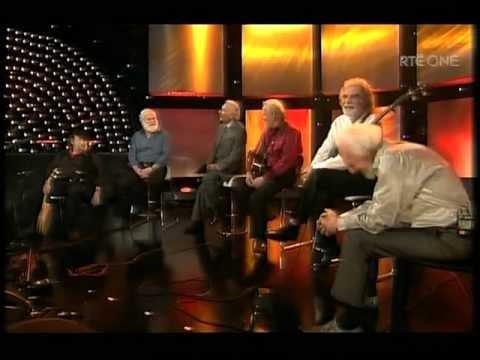 The Dubliners 50th anniversary