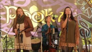 Austin Celtic Festival 2015: The Selkie Girls