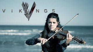 Vikings Soundtrack - (If I Had A Heart) Hardanger Violin Cover by VioDance