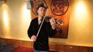 Geoffrey Castle - Electric Violin - Deep Well Sessions - Mist on the Mountain