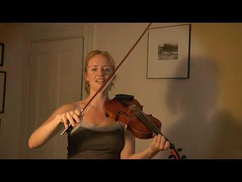 Hanneke Cassel - Playing Strathspeys And A Newly Composed Reel