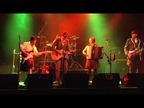 The Langer's Ball - Rocky Road to Dublin (Live on St. Patrick's Day)
