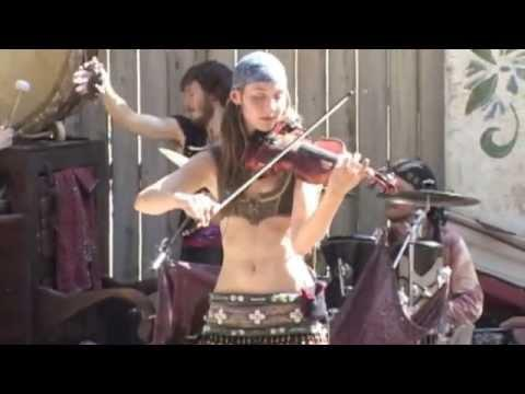 The Hot Violinist - 2nd Angle