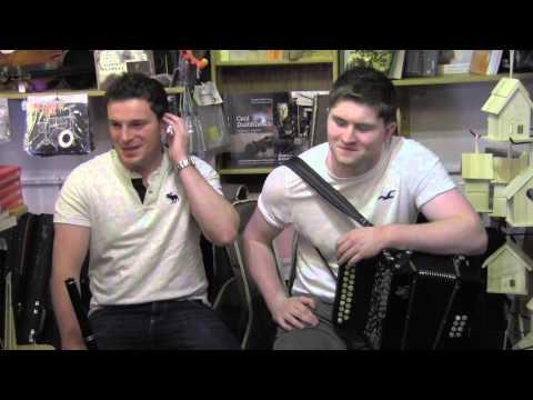 Bryan O'Leary & Colm Guilfoyle - Promo