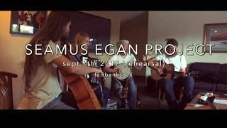 Seamus Egan - Rehearsal in Fairbanks, AK