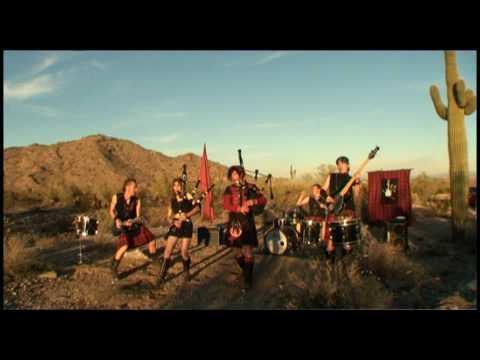 Celtica - Atholl Highlanders live in Arizona