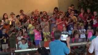 North Texas School of Music - O'Flaherty Irish Music Youth Camp - Camp Tune 204