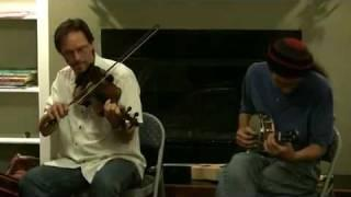 Gordon McLeod - Minor Swing with Dirje Smith, Kelly Mulhollan and Christy McLeod.MP4