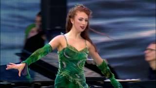 Riverdance - performs during the visit of Pope Francis to Ireland