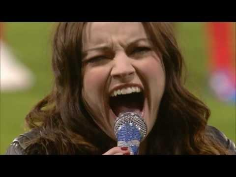 Amy MacDonald - The Scottish National Anthem