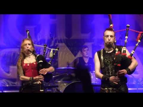 Celtica - CELTICA -Pipes Rock Live at HighlandGames Angelbachtal 2011.mpg