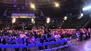 World Premiere, Odyssey Arena, Belfast 2014  HD