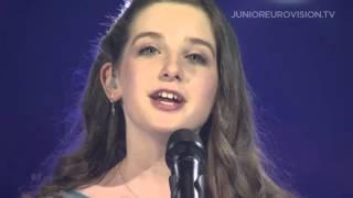 Réalta na Mara (Ireland) LIVE Junior Eurovision Song Contest 2015