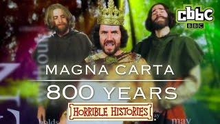 Horrible Histories Song - Magna Carta 800 Years - CBBC