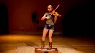 Hillary Klug - Cotton Eyed Joe