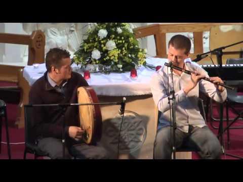 Enda Seery - Colin Hogg...Westmeath CCE. Concert.