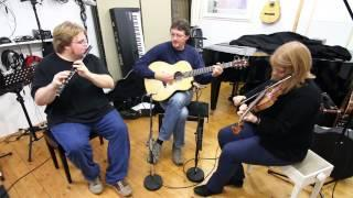 "Gabriel, Steffen, Zorny Bode & Barbara Hintermaier - The Land's End Sessions ""Palmer's Gate"""