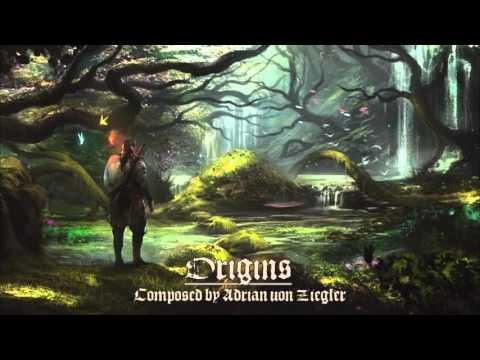 Adrian von Ziegler - Celtic Music - Origins
