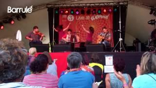 Barrule at WOMAD