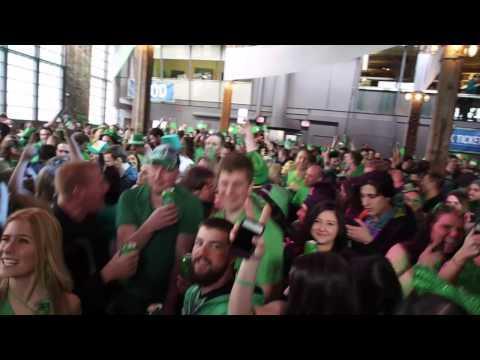 Steam Whistle St. Patricks Day 2014