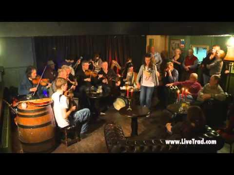 Dervish - Traditional Irish Music from LiveTrad.com Clip 4